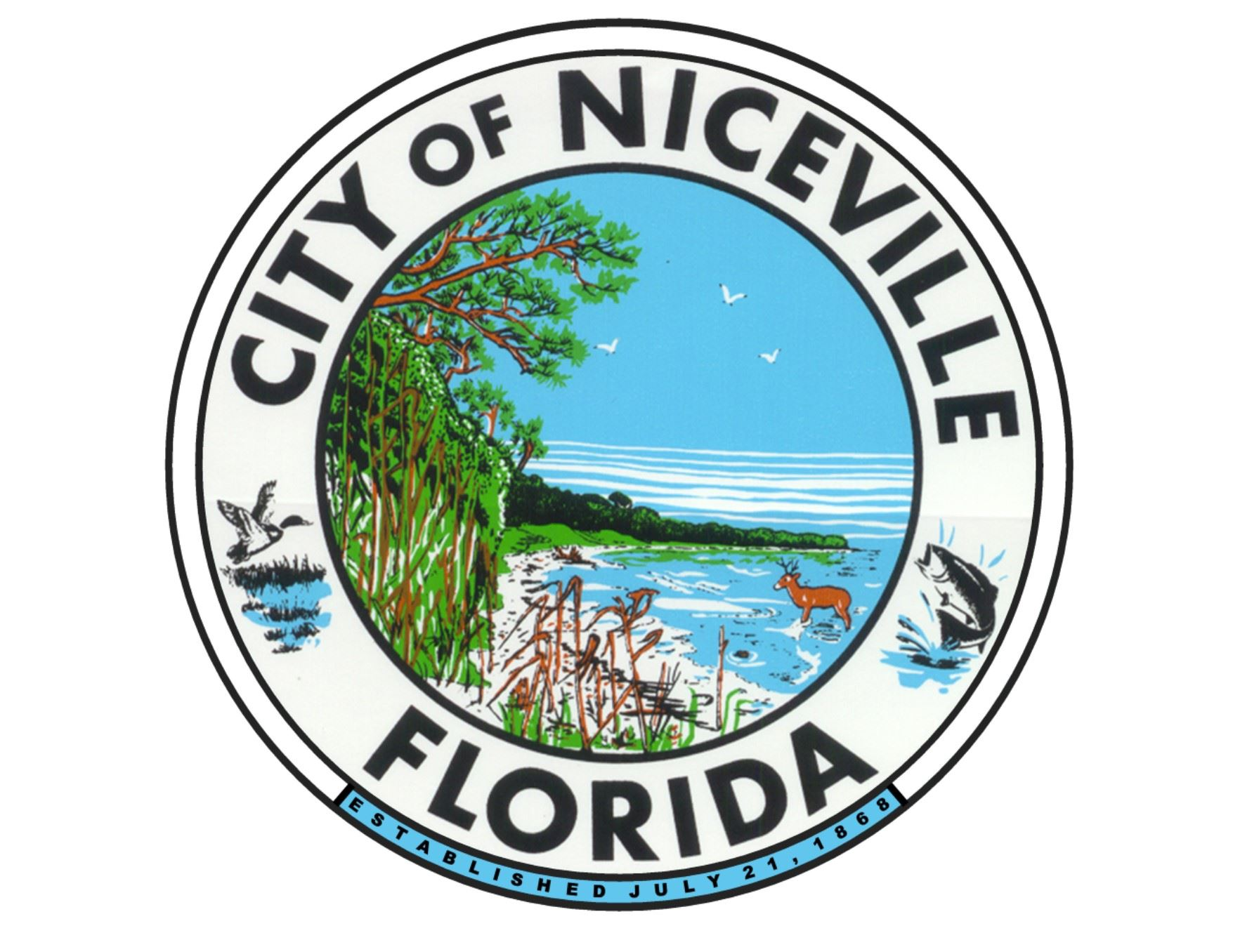 City of Niceville Seal